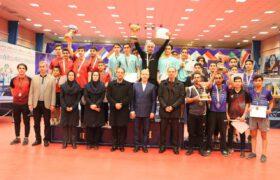 به میزبانی نصف جهان لیگ برتر نوجوانان و جوانان برگزار خواهد