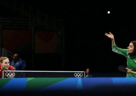 صعود تنیس روی میز به گروه A فدراسیون های المپیکی جهان