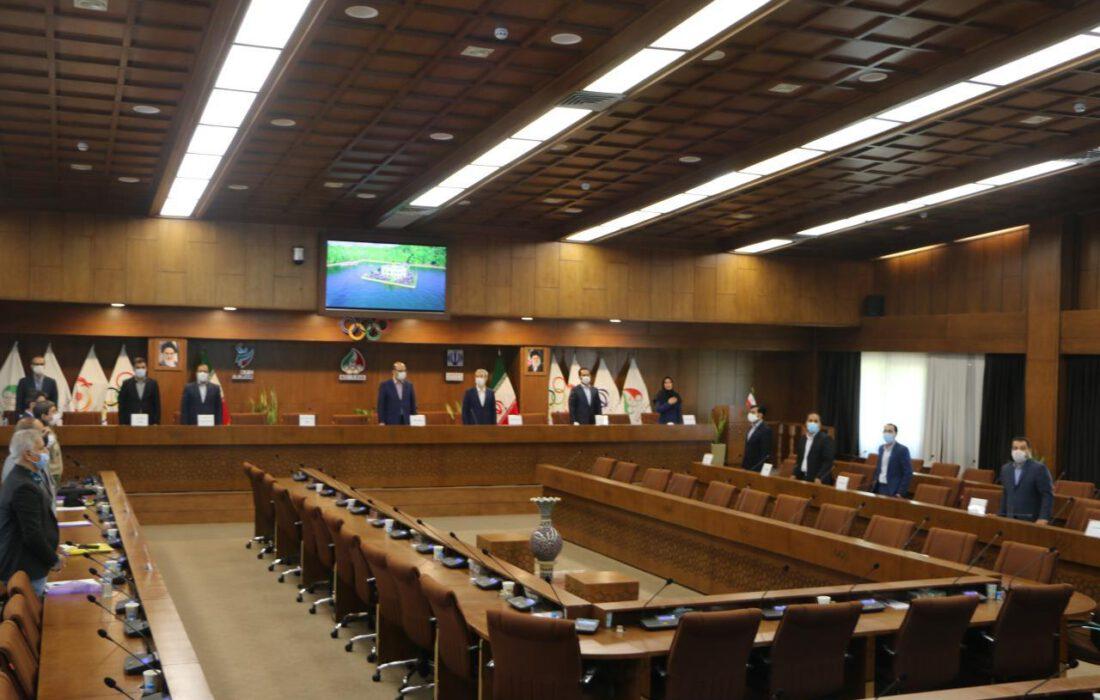 مجمع عمومی سالیانه فدراسیون تنیس روی میز برگزار شد