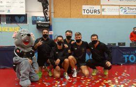پیروزی تیم امین میرالماسی در نخستین هفته لیگ B فرانسه