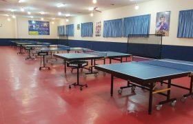 آکادمی تخصصی تنیس روی میز سه ستاره گرگان افتتاح شد
