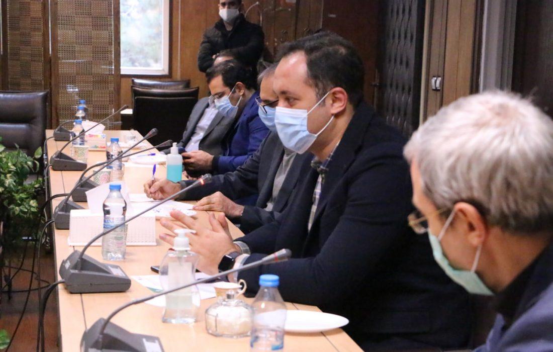  فدراسیون تنیس روی میز میزبان ریاست کمیته المپیک و هیئت همراه