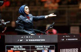 یک ایرانی بعنوان سرداور مسابقات فدراسیون جهانی تعیین شد