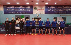نتایج روز سوم مسابقات لیگ برتر تنیس روی میز آقایان باشگاههای کشور