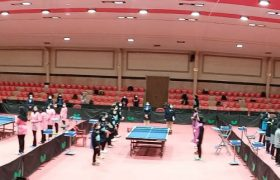 دور اول از مرحله گروهی مسابقات لیگ برتر باشگاهی نوجوانان و جوانان دختر کشور به میزبانی اصفهان