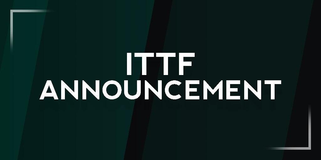 تعویق رسمی مسابقات تنیس روی میز تیمی قهرمانی جهان در کرهجنوبی
