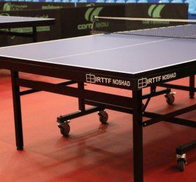 میز تنیس روی میز IRTTF NOSHAD