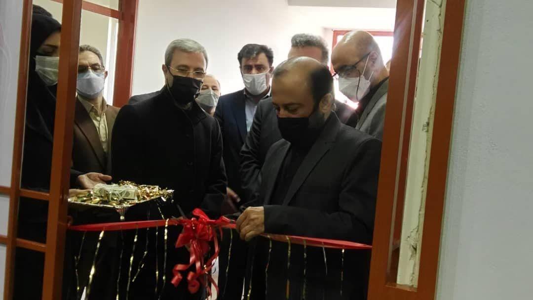 مراسم افتتاحیه خانه تنیس روی میز شماره ۳ تهران برگزار گردید