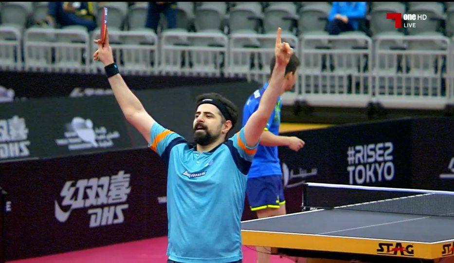 نیما عالمیان تنها نماینده ایران در المپیک توکیو