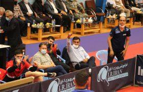 گزارش تصویری (۱) فینال مسابقات لیگ برتر تنیس روی میز
