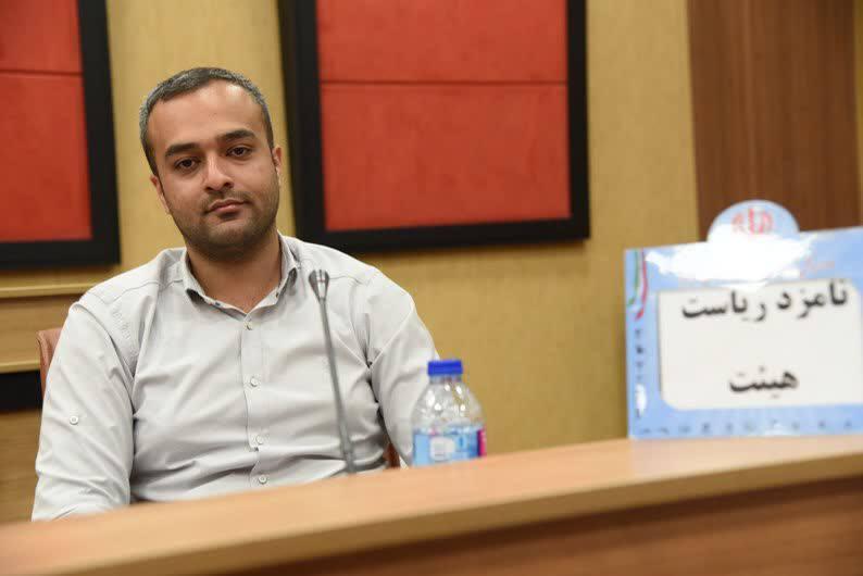 رئیس هیات تنیس روی میز استان البرز انتخاب شد