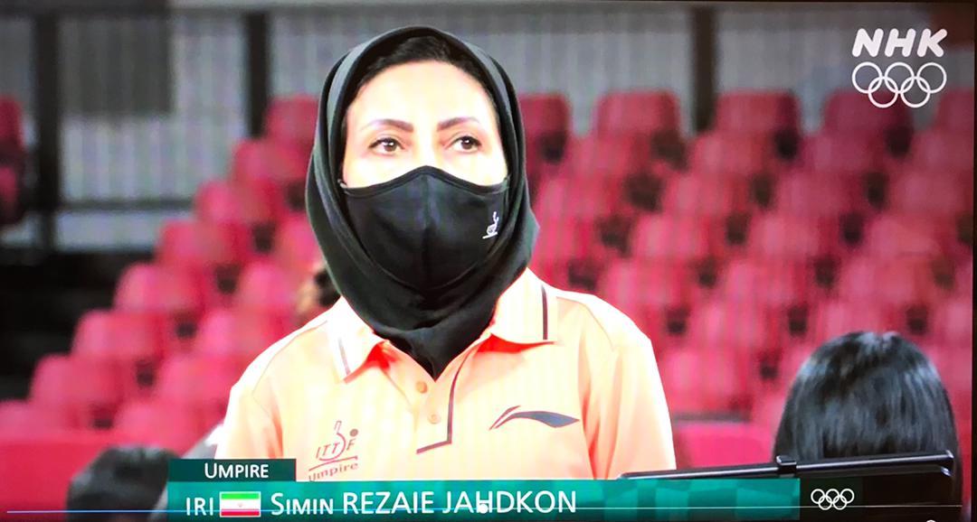 داور سرشناس تنیس روی میز ایران به دلیل کرونا قهرمانی آسیا را از دست داد