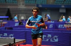 نابغه تنیس روی میز ایران لژیونر شد