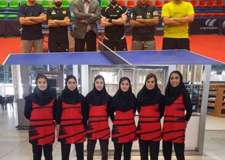 مشخص شدن قرعه ملی پوشان تنیس روی میز کشورمان در قهرمانی آسیا/ هند اولین حریف مردان ایران