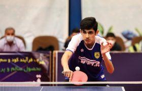 گزارش تصویری (۱) فینال رقابتهای لیگ برتر نوجوانان وجوانان باشگاههای پسر کشور