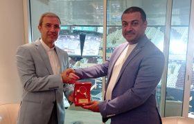 امضای تفاهم نامه همکاری میان ایران و اردن